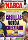 Portada diario Marca del 19 de Diciembre de 2010