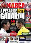 Portada diario Marca del 20 de Diciembre de 2010