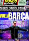 Portada Mundo Deportivo del 20 de Diciembre de 2010
