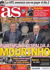 Portada diario AS del 21 de Diciembre de 2010