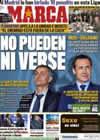 Portada diario Marca del 21 de Diciembre de 2010