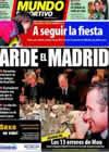 Portada Mundo Deportivo del 21 de Diciembre de 2010