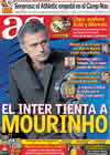 Portada diario AS del 22 de Diciembre de 2010