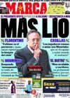 Portada diario Marca del 22 de Diciembre de 2010