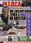 Portada diario Marca del 24 de Diciembre de 2010