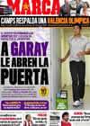 Portada diario Marca del 27 de Diciembre de 2010