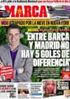 Portada diario Marca del 28 de Diciembre de 2010