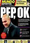 Portada Mundo Deportivo del 28 de Diciembre de 2010