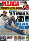 Portada diario Marca del 29 de Diciembre de 2010
