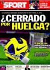 Portada diario Sport del 30 de Diciembre de 2010