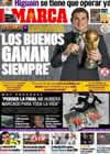Portada diario Marca del 31 de Diciembre de 2010