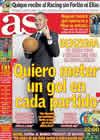 Portada diario AS del 3 de Enero de 2011