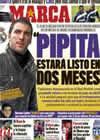 Portada diario Marca del 5 de Enero de 2011