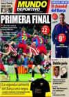 Portada Mundo Deportivo del 5 de Enero de 2011