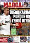 Portada diario Marca del 6 de Enero de 2011