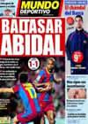 Portada Mundo Deportivo del 6 de Enero de 2011