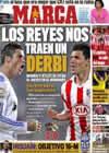 Portada diario Marca del 7 de Enero de 2011