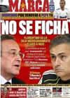 Portada diario Marca del 8 de Enero de 2011