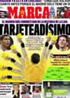 Portada diario Marca del 9 de Enero de 2011