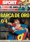 Portada diario Sport del 9 de Enero de 2011