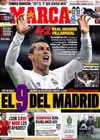 Portada diario Marca del 10 de Enero de 2011