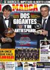 Portada diario Marca del 11 de Enero de 2011