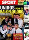 Portada diario Sport del 12 de Enero de 2011