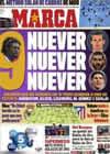 Portada diario Marca del 13 de Enero de 2011