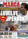 Portada diario Marca del 15 de Enero de 2011