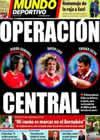 Portada Mundo Deportivo del 15 de Enero de 2011