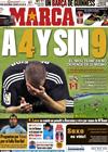 Portada diario Marca del 17 de Enero de 2011