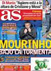 Portada diario AS del 19 de Enero de 2011