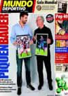 Portada Mundo Deportivo del 19 de Enero de 2011