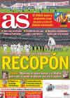 Portada diario AS del 20 de Enero de 2011