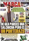 Portada diario Marca del 20 de Enero de 2011