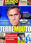 Portada Mundo Deportivo del 20 de Enero de 2011