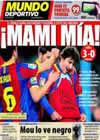 Portada Mundo Deportivo del 23 de Enero de 2011