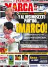 Portada diario Marca del 24 de Enero de 2011