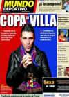 Portada Mundo Deportivo del 25 de Enero de 2011