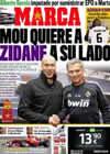 Portada diario Marca del 29 de Enero de 2011