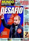Portada Mundo Deportivo del 29 de Enero de 2011