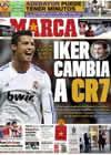 Portada diario Marca del 30 de Enero de 2011