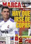 Portada diario Marca del 31 de Enero de 2011