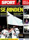 Portada diario Sport del 1 de Febrero de 2011
