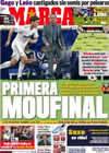 Portada diario Marca del 2 de Febrero de 2011