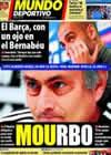 Portada Mundo Deportivo del 2 de Febrero de 2011