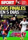 Portada diario Sport del 3 de Febrero de 2011