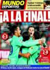 Portada Mundo Deportivo del 3 de Febrero de 2011