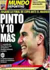 Portada Mundo Deportivo del 4 de Febrero de 2011