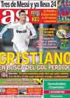 Portada diario AS del 6 de Febrero de 2011